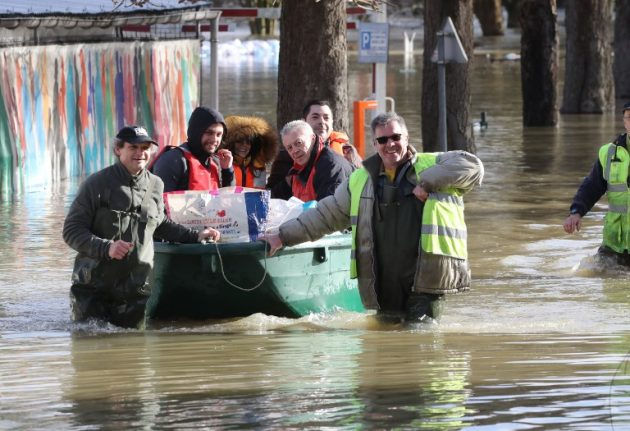 France announces 275 'disaster' zones after floods, but what does it mean?