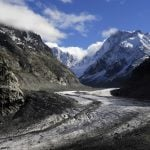 What a century of climate change has done to France's biggest glacier