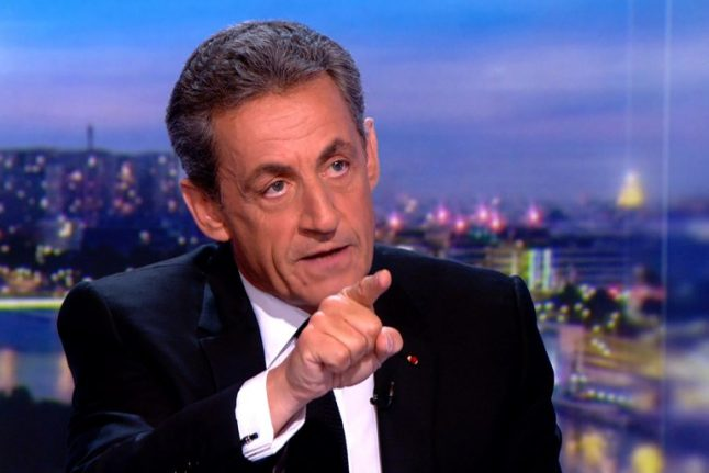 'I'll smash my accusers': Sarkozy comes out fighting over corruption charges