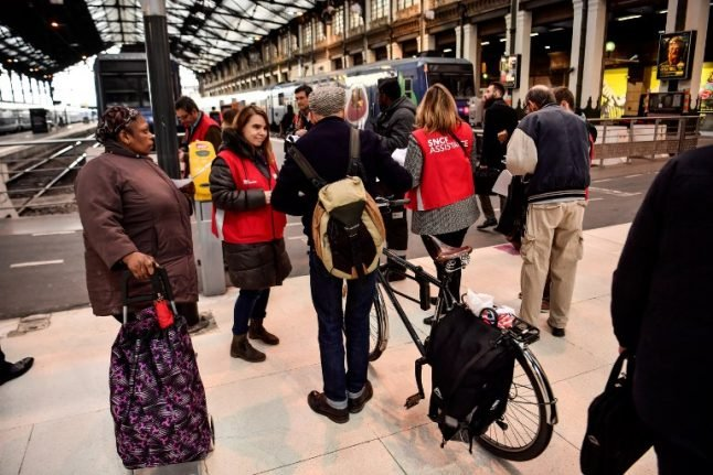 'Greedy rail workers': How the French feel about the latest crippling strikes