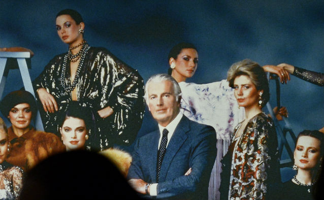 In Pictures: The life of France's king of haute couture Hubert de Givenchy