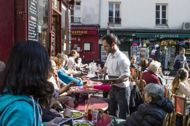 OPINION: Give me a 'direct' French waiter over American restaurant service any day