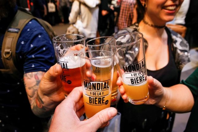 How the wine-loving French are falling for the delights of beer
