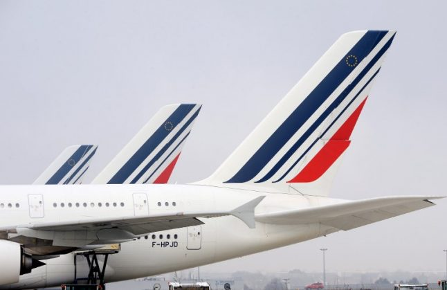 Air France staff announce two more days of April strikes