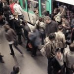 Parisians so fed up with commuting they'd rather take a pay cut