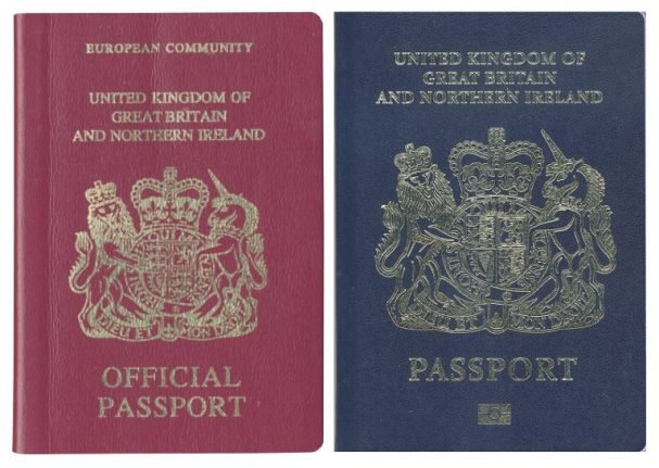 'A national humiliation': Britain's post-Brexit blue passports to be made by the French