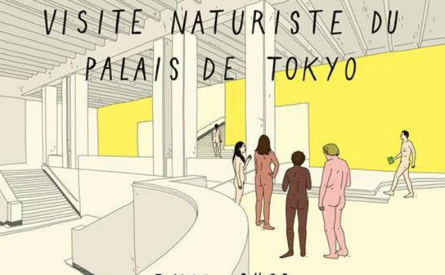Paris museum to allow naked visitors for special nudist day