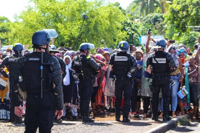 French government struggles to quell unrest as Indian Ocean island erupts over immigration