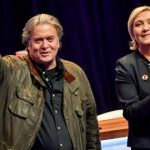 'History is on our side,' Bannon tells National Front meeting in France