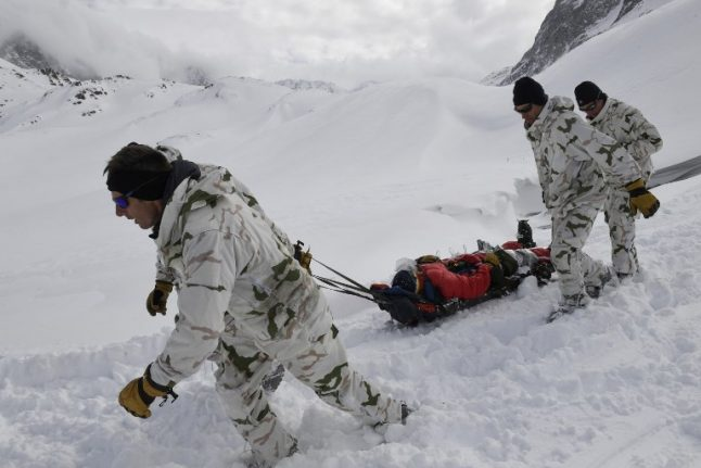 Skiers in France warned over dangers after another deadly avalanche in Alps