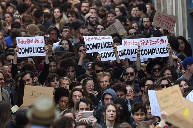 French university dean and professor charged after students beaten by masked thugs