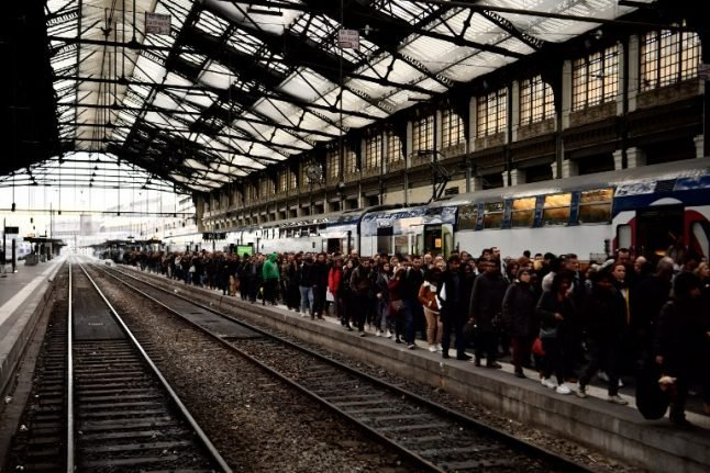 Rail strikes: Passengers in France warned of major disruption after Easter