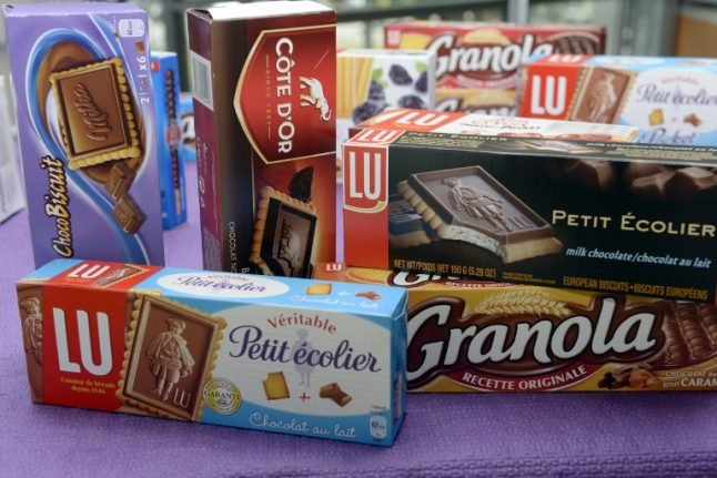 Revealed: How the French have developed a growing appetite for snacking