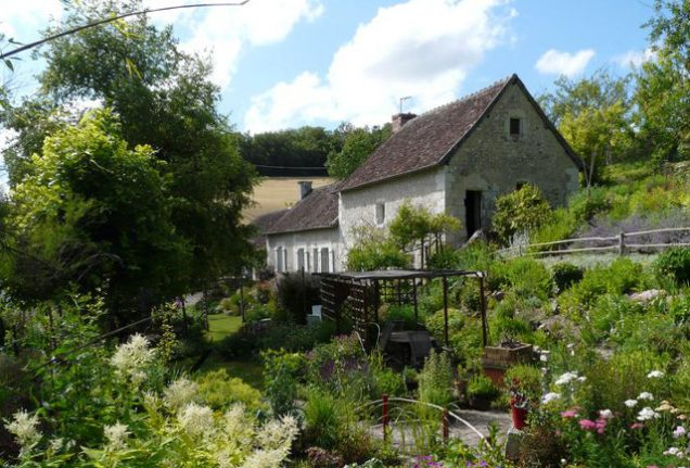 French Property of the Week: Riverside stone farmhouse in heart of la France profonde