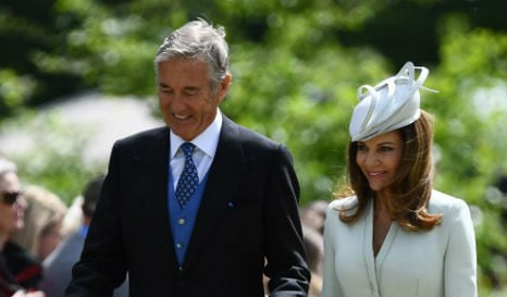 French police charge Pippa Middleton's father-in-law with rape of a minor