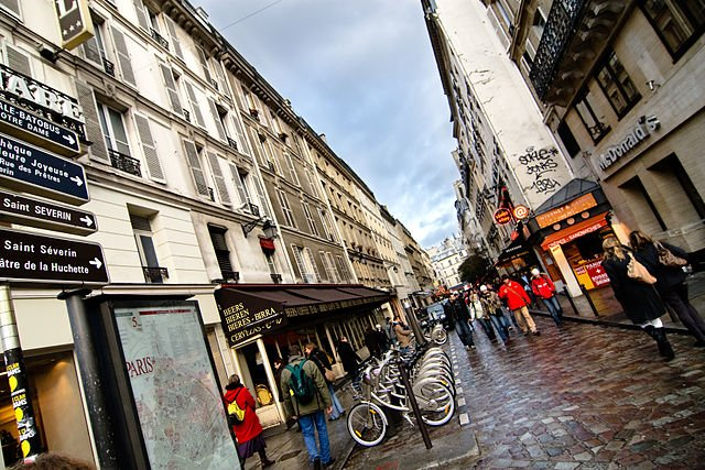 More cafes and fewer sex shops: How Paris streets are changing