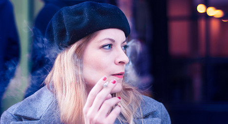 Cigarette price hikes and plain packages fail to stop French sparking up