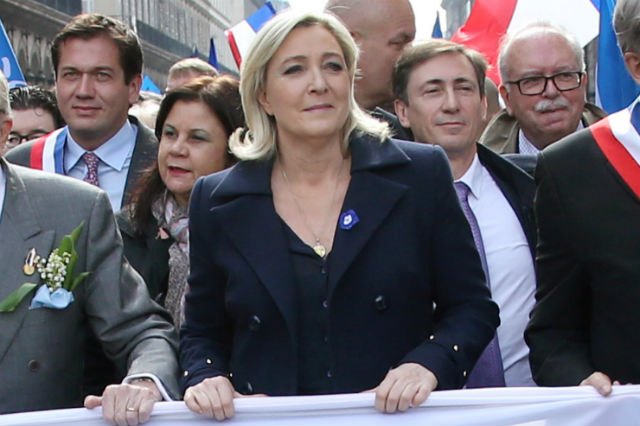 Le Pen to join Paris march against anti-Semitism despite Jewish opposition
