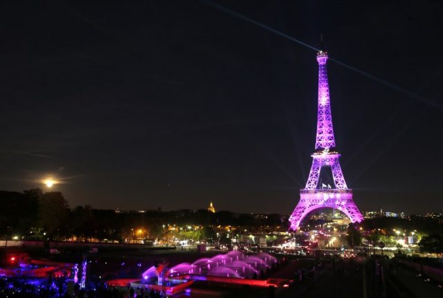 Eiffel Tower makeover: Is the Iron Lady set to change her colour?