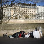 Paris to place 100 'small bubbles' on city's streets to shelter homeless