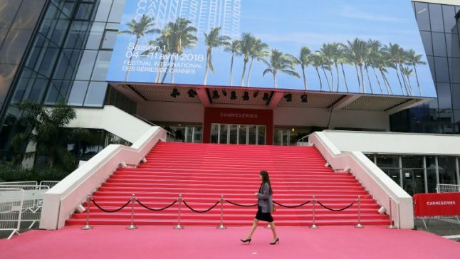 Cannes film festival to open anti-sexual predator hotline after Weinstein scandal