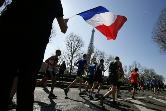 What you need to know about running the Paris marathon
