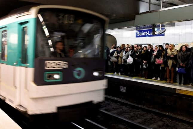 Parisians warned of Metro travel disruption as union calls for strike