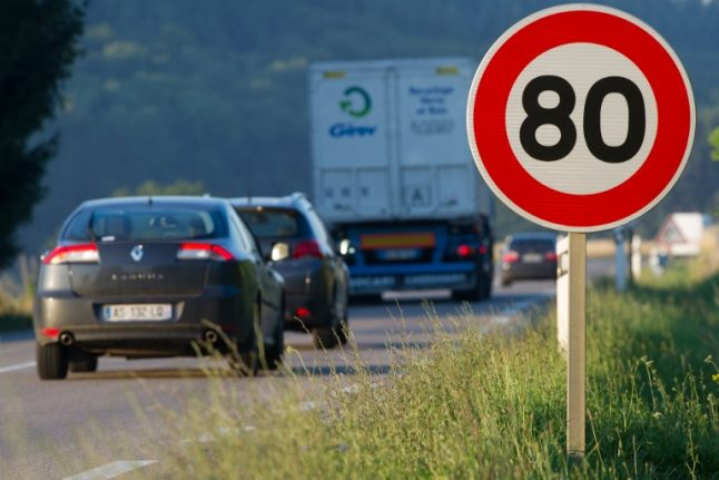 'It's not a done deal': French resistance to cut in speed limit gathers pace