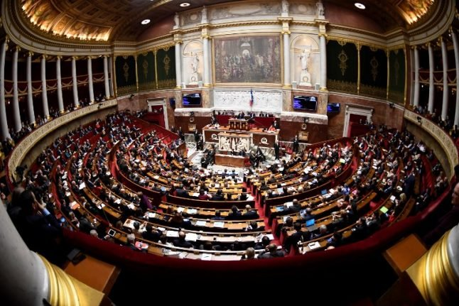 Four artworks from French parliament vanish without trace