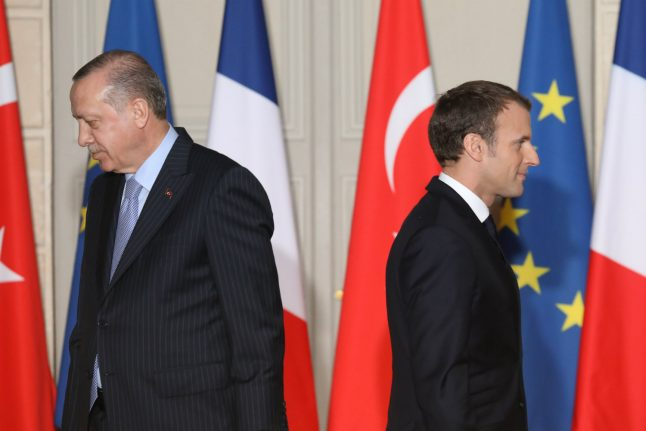 Turkey says France sending troops to Syria would be 'invasion'