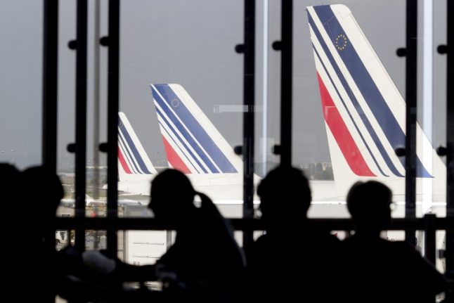 Air France puts strike bill at €170 million as staff begin new two-day walkout