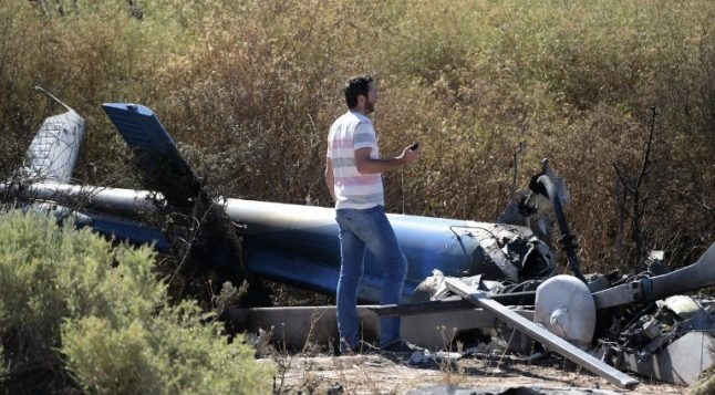 French TV show told to pay up for fatal chopper crash