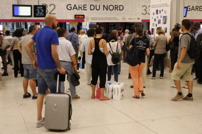 French rail strikes: What can I do if I'm due to travel?