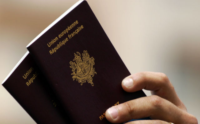France naturalizes 120,000 new French citizens (including hundreds of Brits)