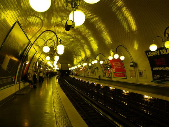 French lieutenant colonel nabbed after masturbating on Paris Metro