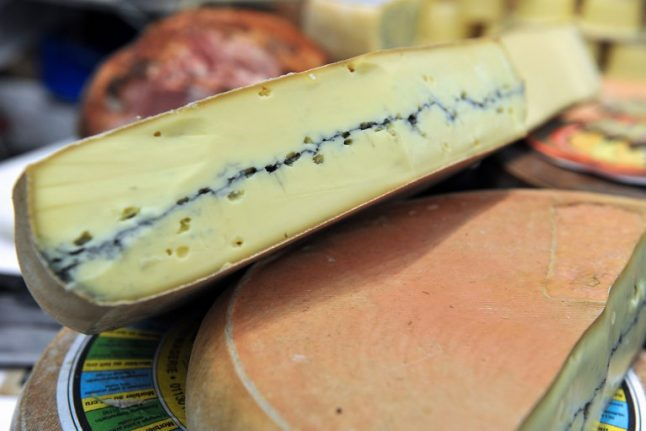 Morbier and Mont d'Or cheese behind 10 deaths in France