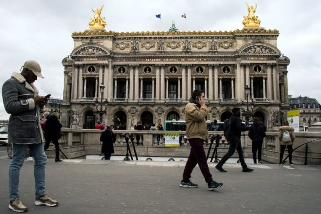 Paris Opera dancers complain of bullying and sexual harassment