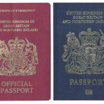 Britain drags heels over giving French firm green light to make post-Brexit blue passports