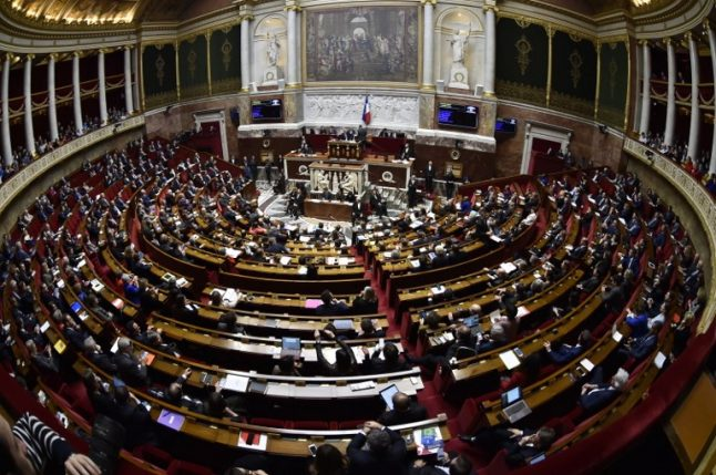 French parliament to shrink as government set to slash third of MPs and senators