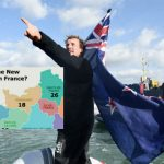 Where are all the New Zealanders living in France?