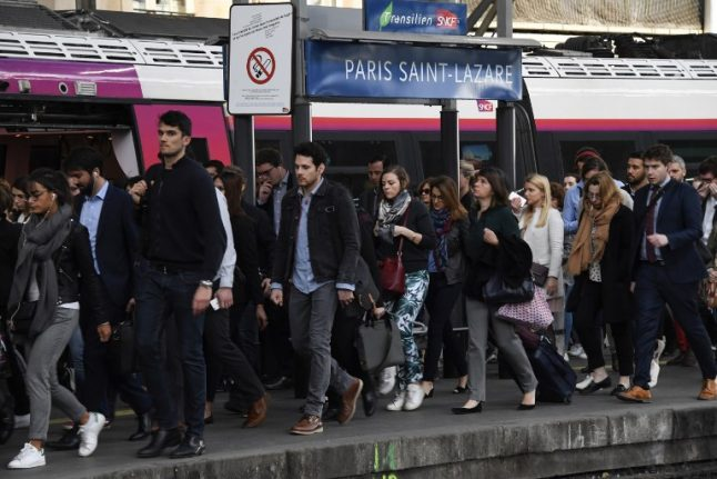 Train passengers in France face yet more travel misery while rail strikes lose steam