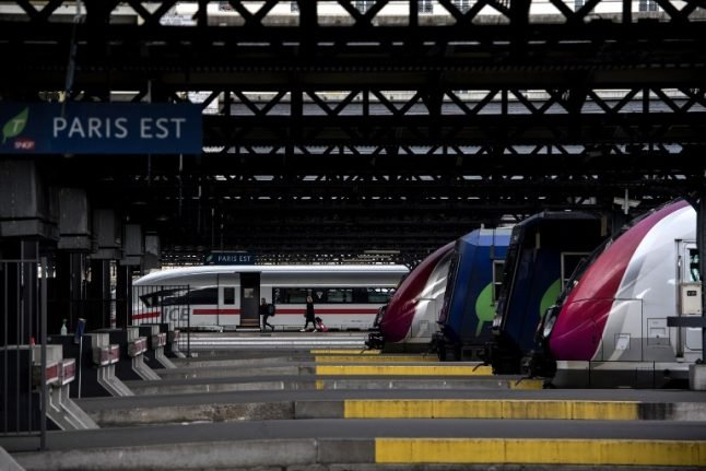 French rail strikes: How services will be affected on Thursday