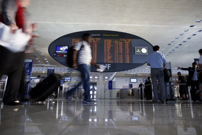 Air France cancels 30 percent of flights on Wednesday due to strike