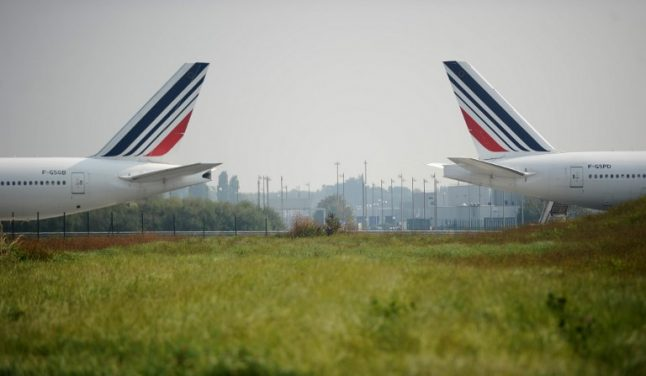 One in four Air France flights to be cancelled Tuesday due to strike