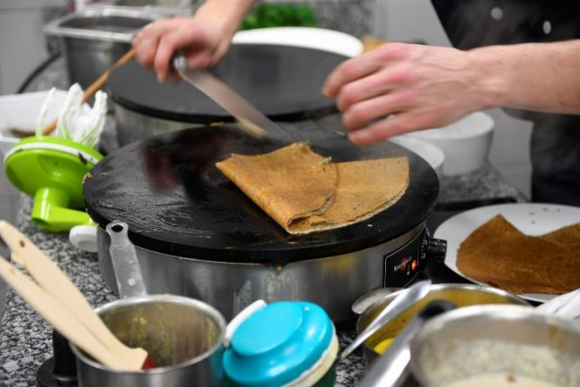 French boy, aged 6, dies after eating crêpe at school