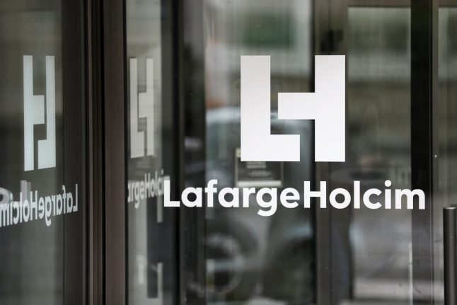 Ex-Lafarge boss charged with 'endangering lives' in Syria