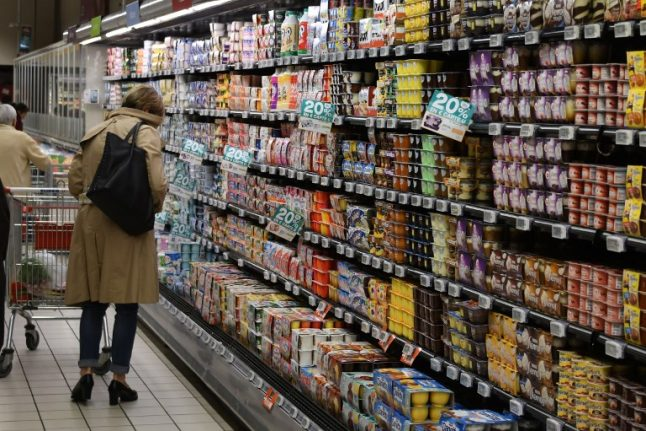 French public warned to avoid 10 everyday foods due to health risks
