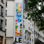 Snoopy and Charlie Brown become street art stars in Paris unveiling