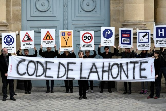 Here's what's wrong with France's new immigration law - according to rights groups