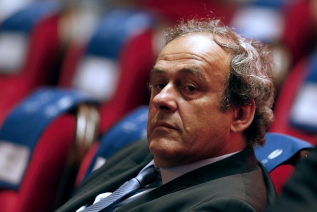 Platini says FIFA must now end his ban, but probe goes on